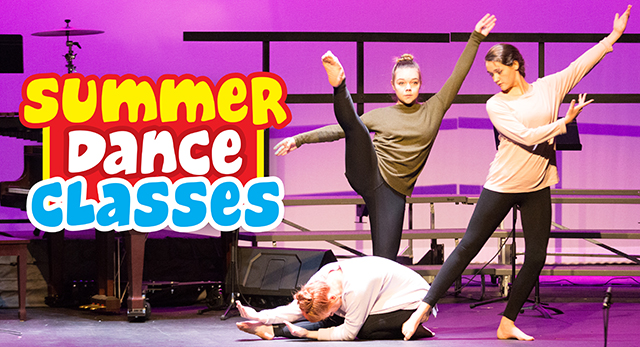 Summer Dance Classes – Sign-up is LIVE