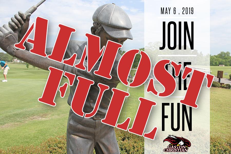 GCS Golf Tournament ALMOST FULL