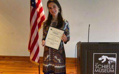 Purtell wins Rotary scholarship