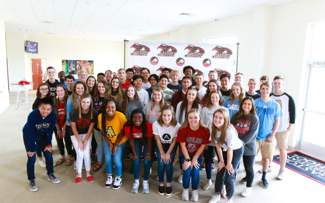 Class of 2019 College Decision Day