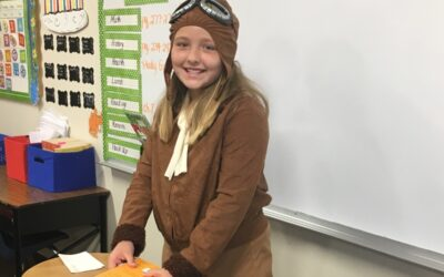 3rd grade biography reports