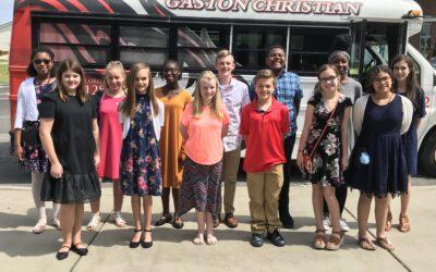 Middle School Concert Chorus