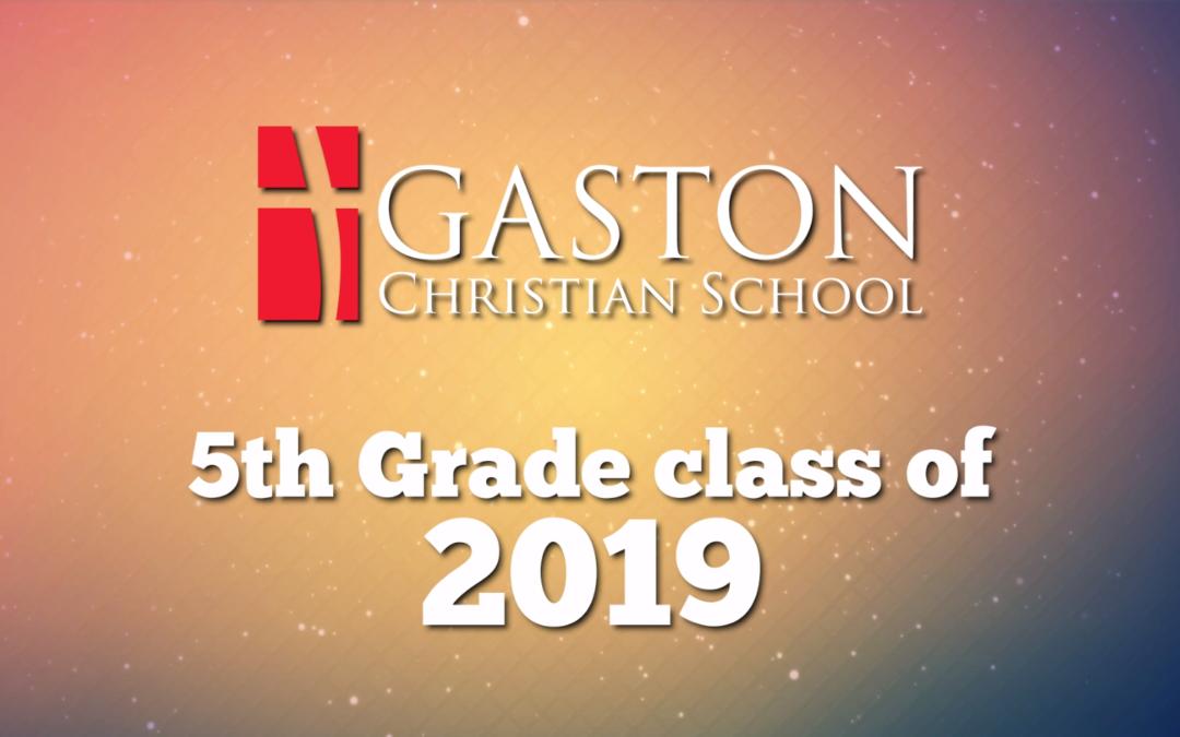 2019 5th-grade video