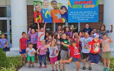 GCS Summer Arts Camp