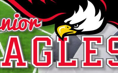 2019 Junior Eagles Soccer registration is LIVE