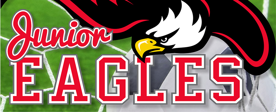 2019 Junior Eagles Soccer registration is LIVE