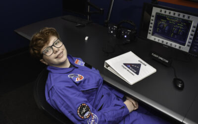 Hardin Graduates from Space Camp