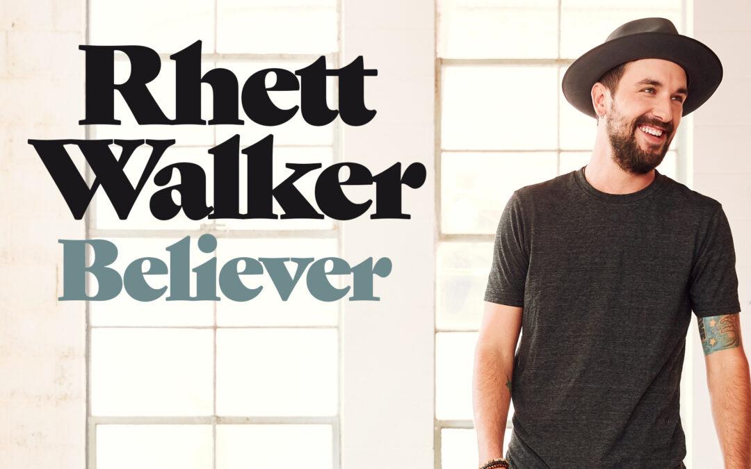 Rhett Walker coming Oct. 22
