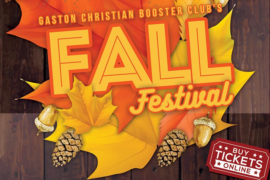 GCS Fall Festival NEXT FRIDAY