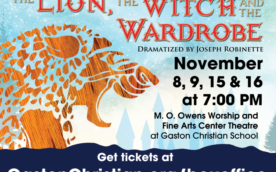Come See Lion Witch Wardrobe