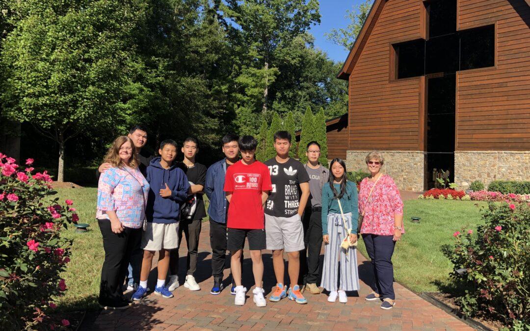 International Students visit BGL