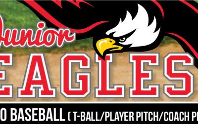Junior Eagles 2020 Baseball Registration